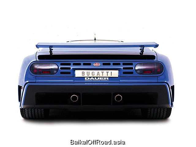 Bugatti Veyron EB 16.4 8.0 W16 64V (1001Hp) (Автомат)