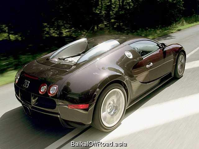 Bugatti Veyron Grand Sport 8.0 W16 64V (1001Hp) (Автомат)