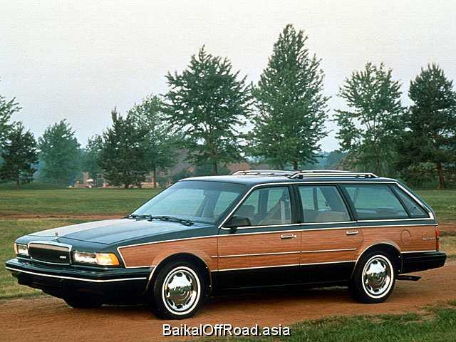 Buick Century Wagon 3.1 i V6 (162Hp) (Автомат)
