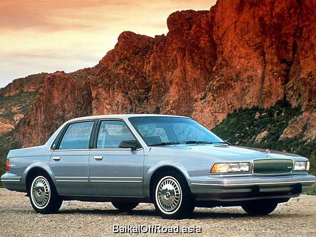 Buick Century 3.1 i V6 (162Hp) (Автомат)