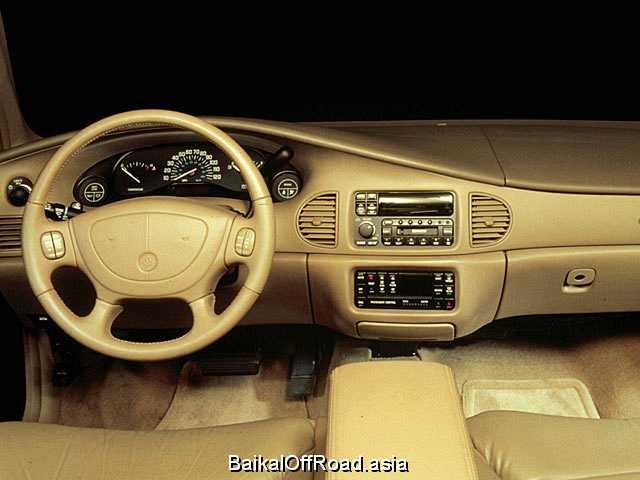 Buick Century 3.1 i V6 (177Hp) (Автомат)