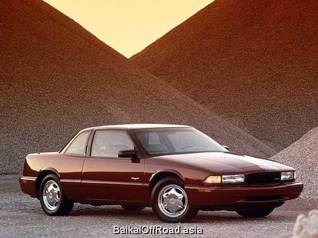 Buick Regal 3.1 i V6 (162Hp) (Автомат)