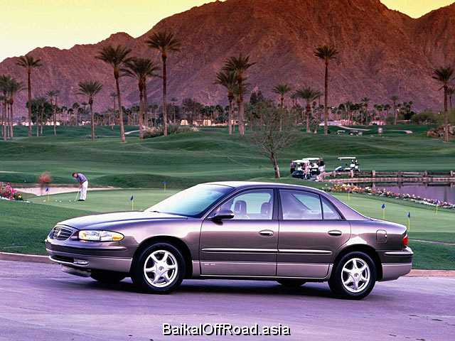 Buick Regal 3.8 i V6 GS (243Hp) (Автомат)