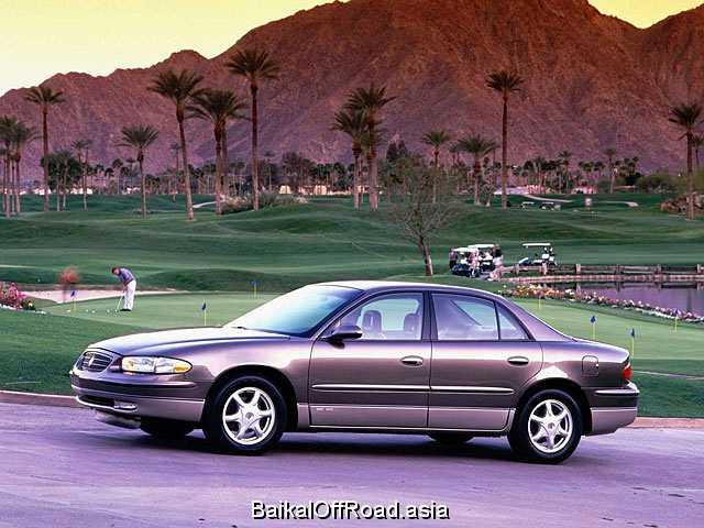 Buick LaCrosse 3.6 i V6 24V Supercharged (243Hp) (Автомат)