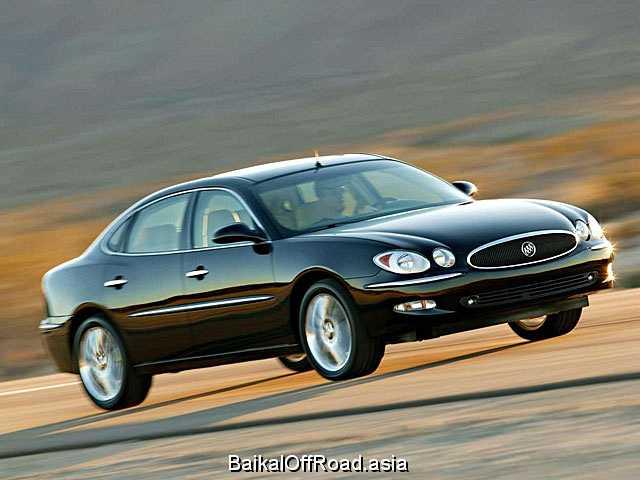 Buick LaCrosse 3.8 i V6 (203Hp) (Автомат)