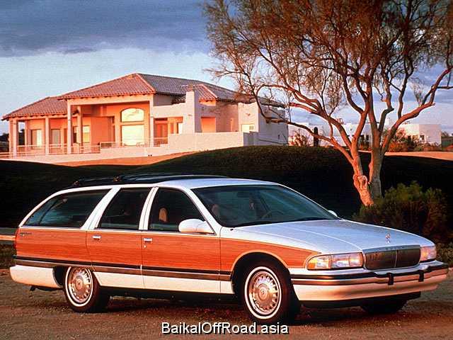 Buick Roadmaster 5.7 i V8 (264Hp) (Автомат)