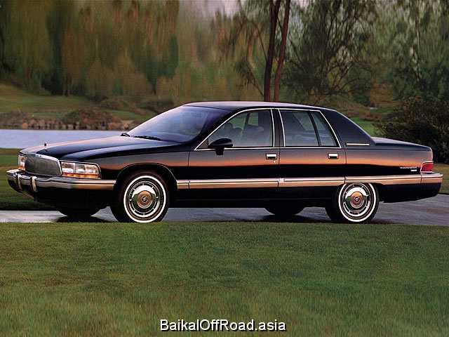 Buick LeSabre 3.8 i V6 (175Hp) (Автомат)