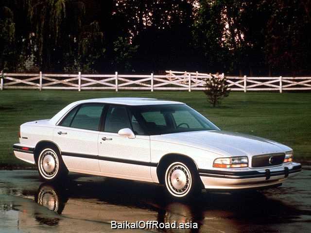 Buick LeSabre 3.8 i V6 (208Hp) (Автомат)