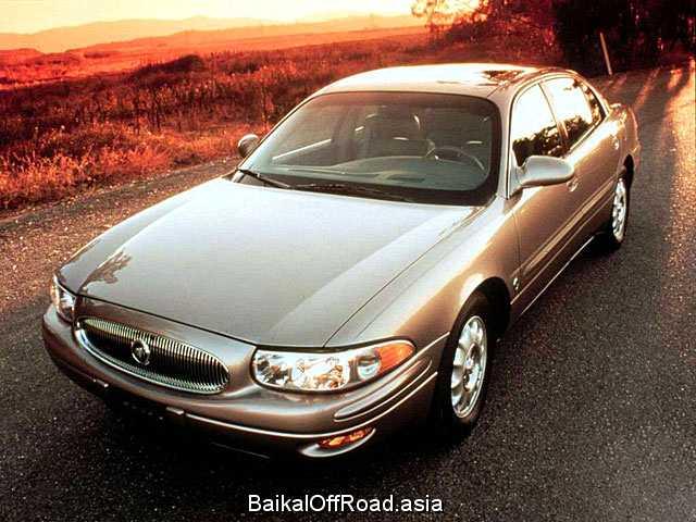 Buick Lucerne 3.8 i V6 (197Hp) (Автомат)