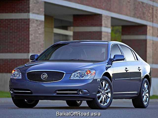 Buick Lucerne 4.6 V8 (279Hp) (Автомат)