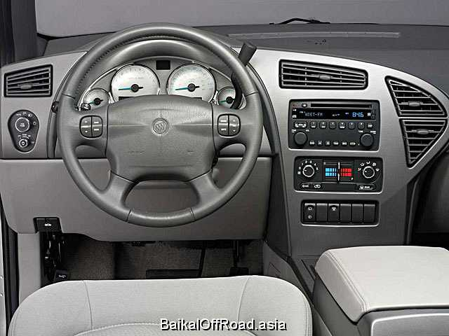 Buick Rendezvous 3.4 i V6 FWD (187Hp) (Автомат)