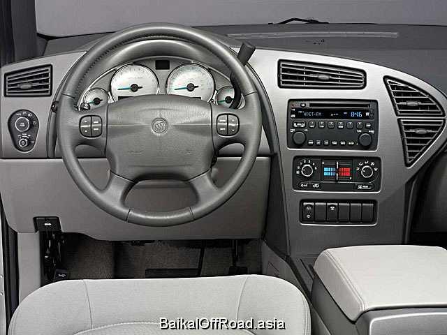 Buick Rendezvous 3.8 i V6 24V Ultra FWD (249Hp) (Автомат)