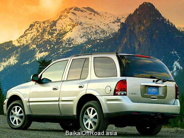 Buick Rainier 5.3 i V8 AWD (294Hp) (Автомат)