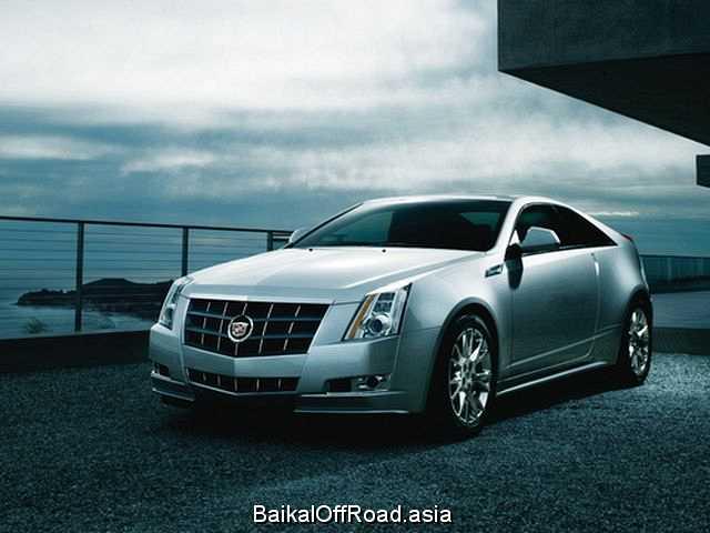 Cadillac CTS 2.8 V6 (210Hp) (Механика)