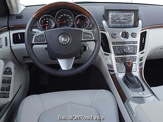 Cadillac CTS 2.8 V6 (210Hp) (Автомат)