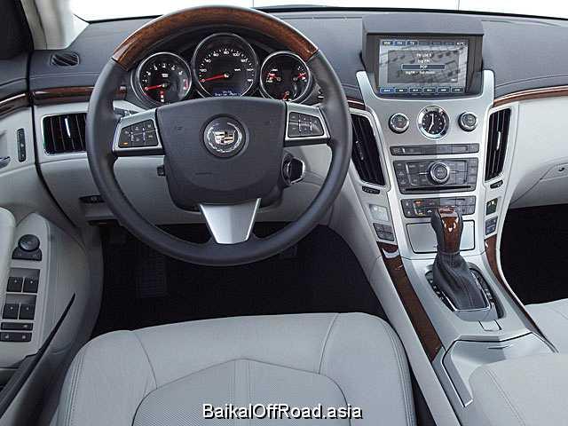 Cadillac CTS 3.6 V6 AWD (304Hp) (Механика)