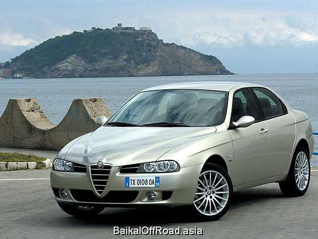 Alfa Romeo 156 (facelift) 2.5 i V6 24V Q-System (192Hp) (Автомат)
