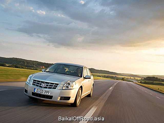 Cadillac BLS 2.0 i 16V Turbo (210Hp) (Механика)