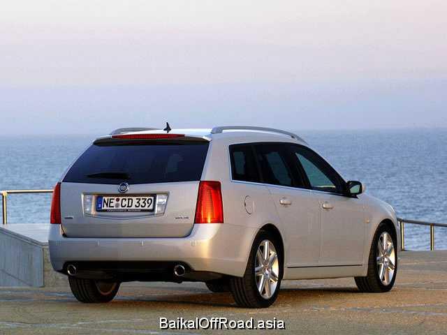 Cadillac BLS Wagon 2.8 V6 (255Hp) (Механика)