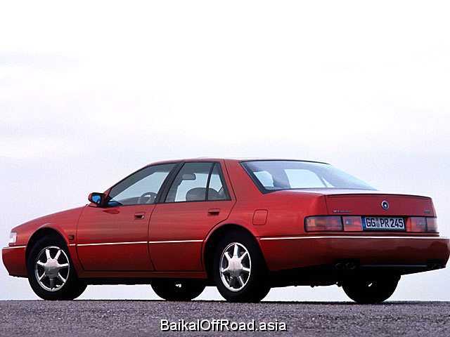 Cadillac Seville 4.6 V8 (273Hp) (Автомат)