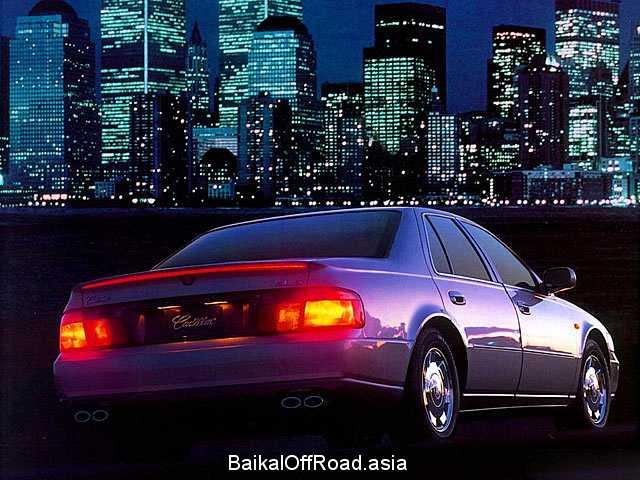 Cadillac De Ville 4.6 i V8 24V Concours (273Hp) (Автомат)
