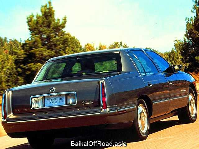 Cadillac De Ville 4.6 i V8 32V DHS (279Hp) (Автомат)