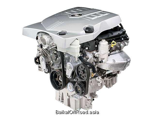 Cadillac STS 3.6 i V6 24V VVT (258Hp) (Автомат)
