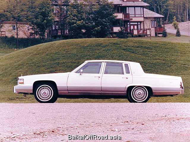 Cadillac Brougham 5.7 i V8 (188Hp) (Автомат)
