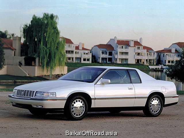 Cadillac Eldorado 4.9 i V8 (204Hp) (Автомат)
