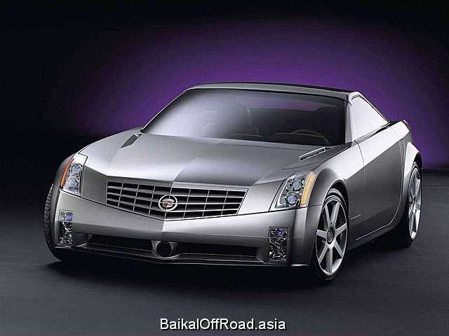 Cadillac Evoq 4.2 V8 (411Hp) (Автомат)