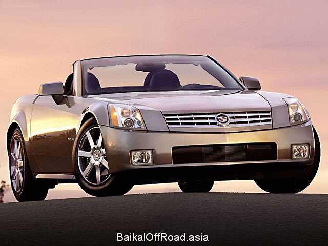Cadillac SRX 3.6 i V6 24V AWD (264Hp) (Автомат)