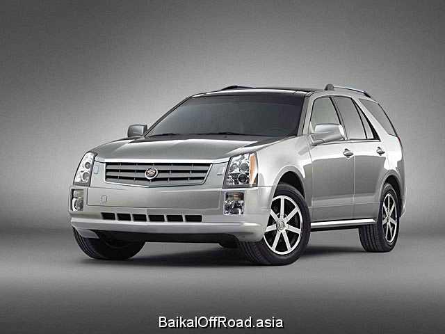 Cadillac SRX 3.6 i V6 24V RWD (264Hp) (Автомат)