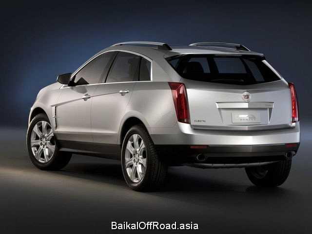 Cadillac Escalade 5.7 4WD (258Hp) (Автомат)