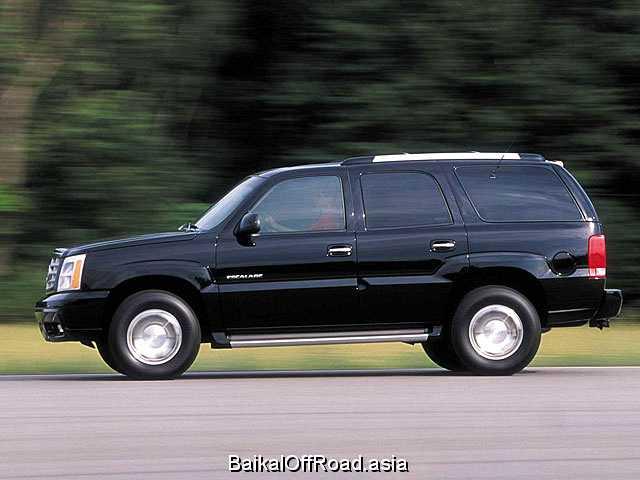 Cadillac Escalade 6.0 i V8 AWD (349Hp) (Автомат)