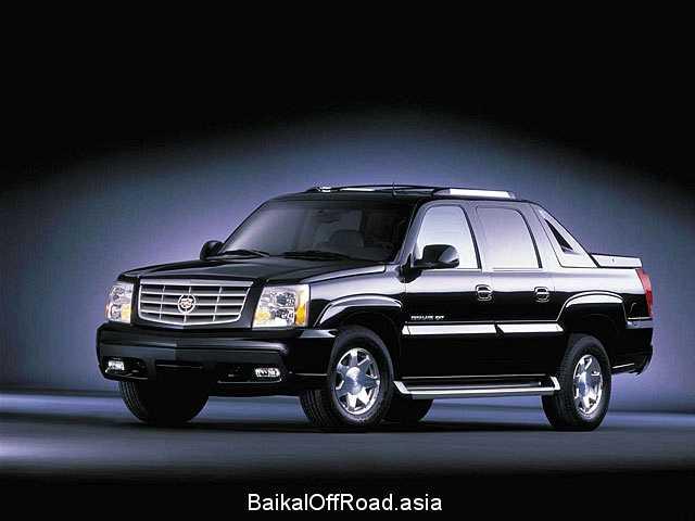 Cadillac Escalade ESV Long 6.2 (403Hp) (Автомат)