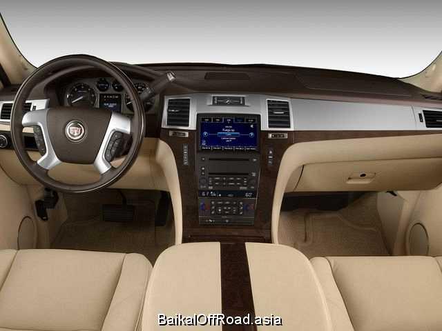 Cadillac Escalade ESV 6.2 V8 (403Hp) (Автомат)
