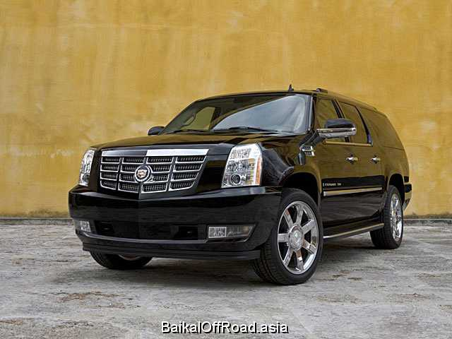 Cadillac Escalade EXT 6.2 V8 (403Hp) (Автомат)