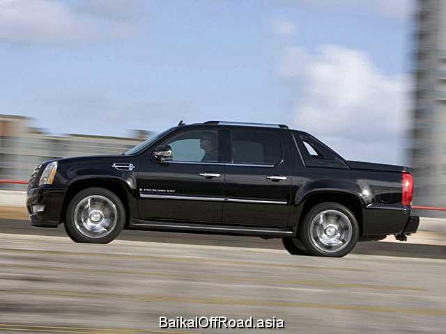 Cadillac Escalade 6.2 V8 (403Hp) (Автомат)