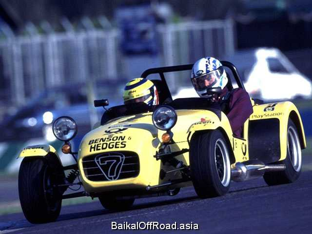 Caterham Super Seven 1.8 i 16V (153Hp) (Механика)