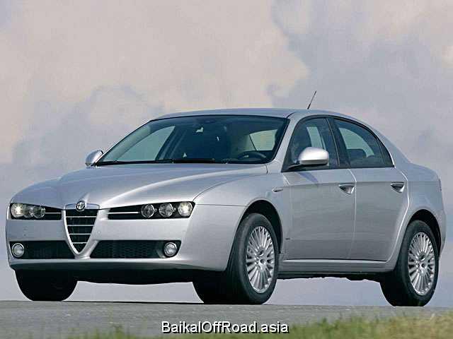 Alfa Romeo 159 2.0 JTDM 16v (170Hp) (Механика)