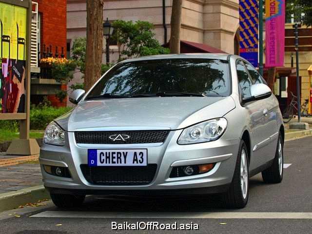 Chery M11 1.6 (117Hp) (Механика)
