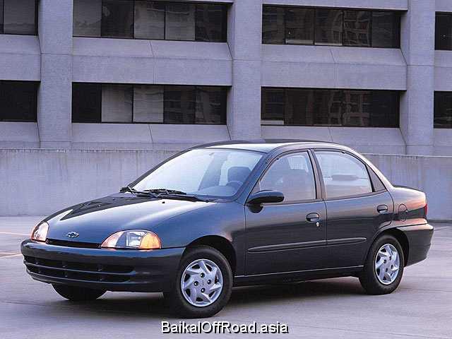 Chevrolet Celta 1.0 i 16V (60Hp) (Механика)