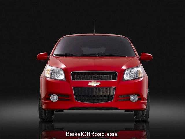 Chevrolet Aveo (facelift) 1.4 (101Hp) (Механика)