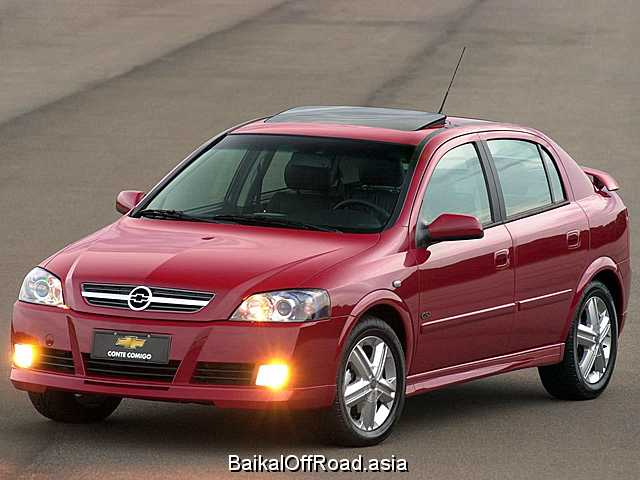 Chevrolet Astra 2.0 TDi (101Hp) (Механика)