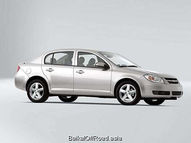 Chevrolet Cobalt Coupe 2.0 i 16V SS (205Hp) (Механика)