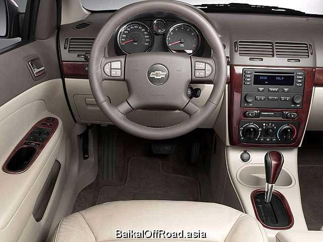 Chevrolet Cobalt Coupe 2.2 i 16V SS (147Hp) (Автомат)