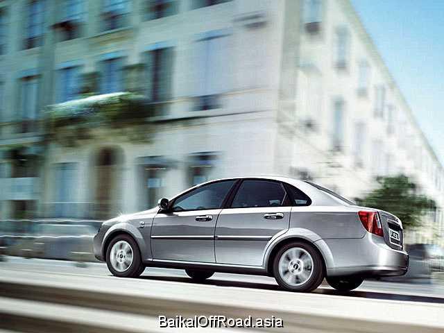 Chevrolet Lacetti Wagon 1.6 i 16V (109Hp) (Механика)
