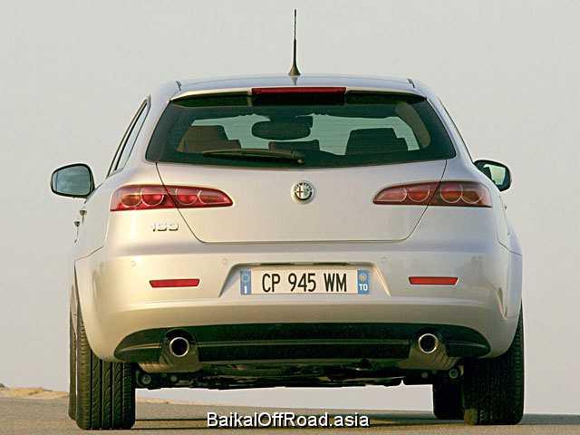 Alfa Romeo 159 Sportwagon 2.4 JTDM (200Hp) (Автомат)