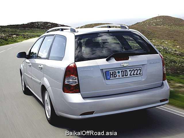 Chevrolet Nubira Station Wagon 1.8 i 16V (122Hp) (Механика)