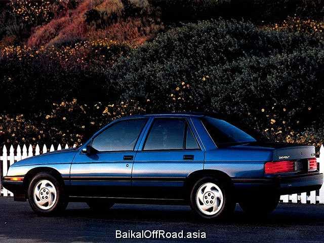 Chevrolet Corsica 2.2 i (122Hp) (Автомат)